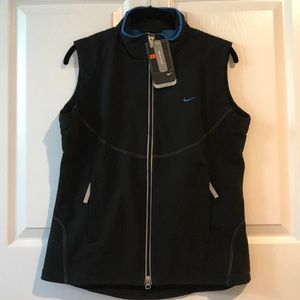 Black and blue Nike vest